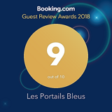 Booking.com Guest Review Award 2018: 9.0